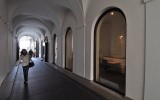 návrh výlohy komerčních prostorů v Olomouci
