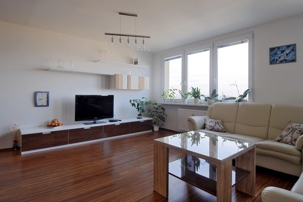 návrh a realizace interiéru bytu Chodov