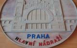 kanalizační poklop Praha hlavní nádraží