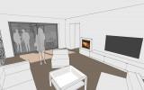 Rekonstrukce a přístavba rodinného domu Úholičky