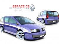 design Renault Espace 2010