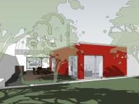přestavba rodinného domu Říčany