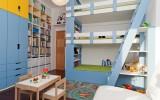 Zařízení interiéru dětského pokoje
