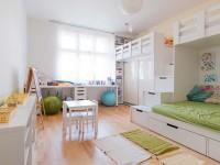 interiér dětského pokoje